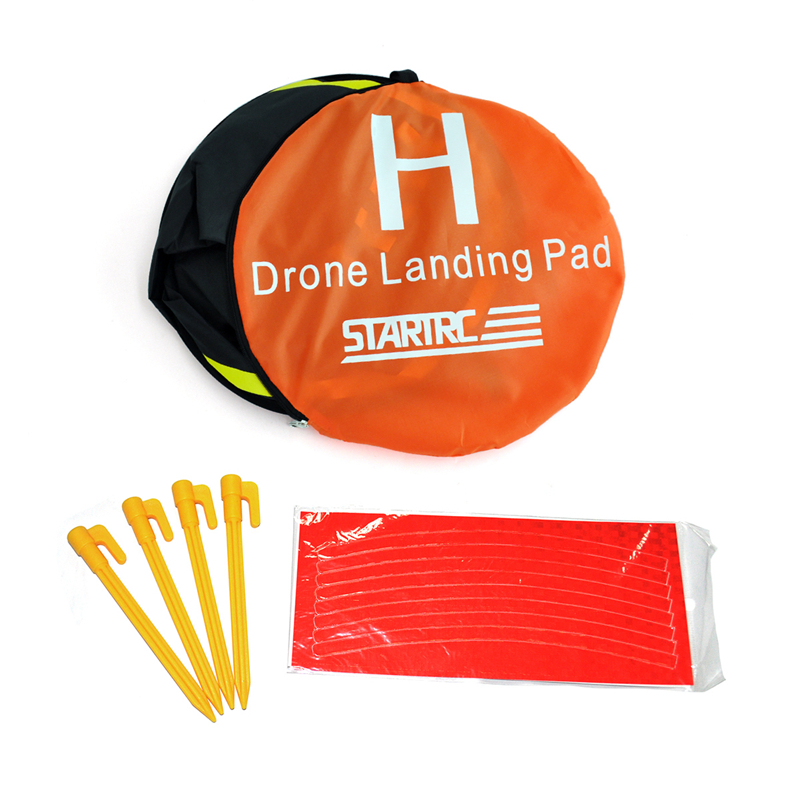 Luminous-function-Parking-Apron-Foldable-Landing-Pad-80CM-For-DJI-Mavic-Pro-Phantom-4-pro-Inspire (5)