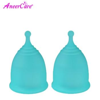 1 Pcs Mestrual cup hygiener period for women menstruatie cup 100% medical grade silicone menstrual cup coletor menstrual