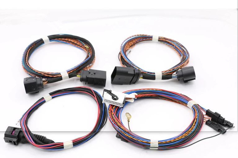 Headlight Cornering AFS  Xenon Headlight Auto Leveling Range  Wire/cable/Harness For VW  Volkswagen Golf 6 GTI thyssen parts leveling sensor yg 39g1k door zone switch leveling photoelectric sensors