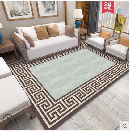 Tapis de crâne de sucre imprimés par football pour le salon couloir Rectangle zone Dollar tapis de Yoga tapis de sol extérieurs modernes décor à la maison