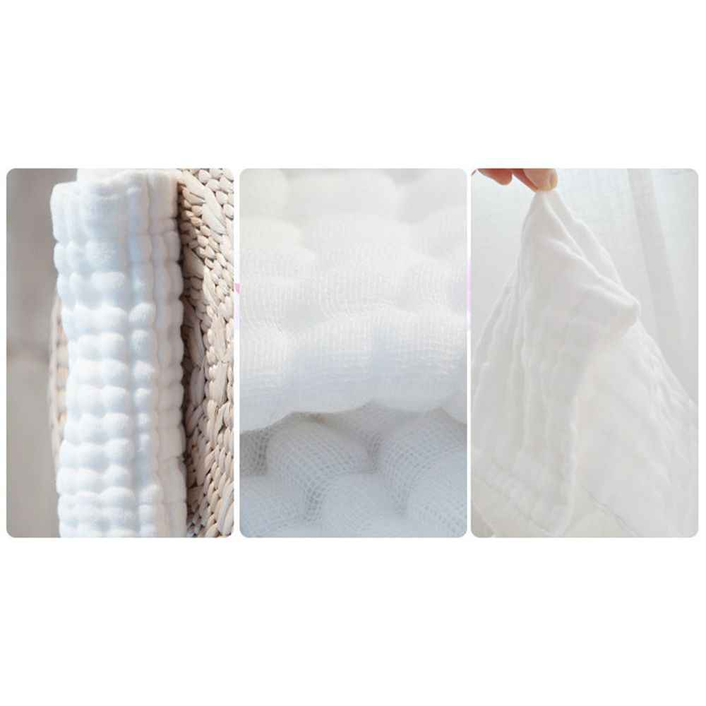 Wygodne dla dziecka do miękki ręcznik kąpielowy myjka kąpielowa karmienie ściereczka do wycierania naturalne, nieszkodliwe dla niemowląt ręcznik dla dzieci