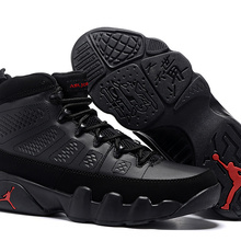 a51756b8ad73 Jordan Air Retro 9 IX Men Basketball Shoes The Spirit OG High Upper  Increasing Waterproof Sneakers For Men Shoes
