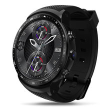 624ef71f014 Zeblaze thor PRO Android smartwatch 5.1 Rastreador De Fitness Heart Rate 3g  smart watch relógio dos