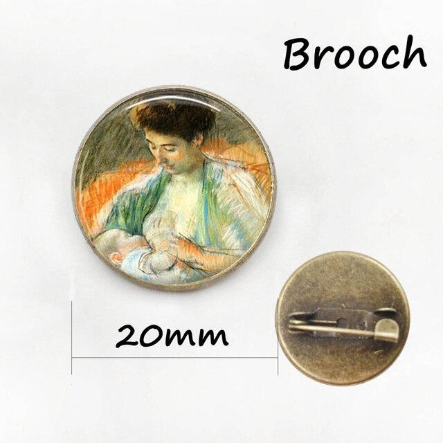 brooch 20mm
