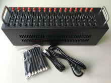 Dual-band 16 Ports GSM Modem pool with USB for Bulk SMS sending Wavecom Q2303 Module GSM900/1800MHz