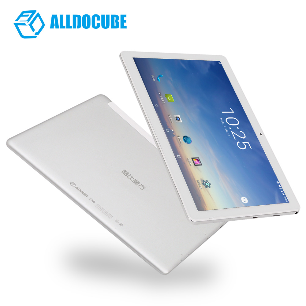 Cube T12 10 1 Inch Tablet PC Android 6 0 MTK MT8321 Quad Core 1 16GB