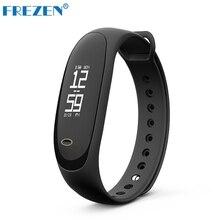 Frezen E26 Bluetooth smart Сердечного ритма Мониторы Приборы для измерения артериального давления Мониторы podemeter сна шаг сигнализации IP67 Водонепроницаемый для телефона