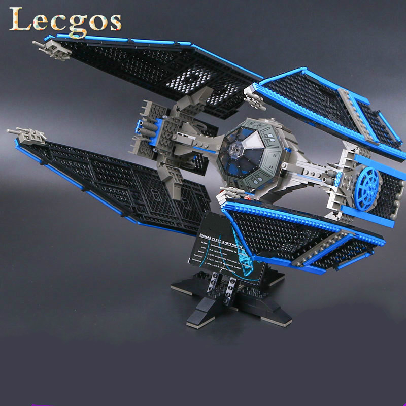 Lecgos New Star War Series Limited Edition The TIE Interceptor 703pcs Building Blocks Bricks Model Toys Compatible lecgod new lp2k series contactor lp2k06015 lp2k06015md lp2 k06015md 220v dc