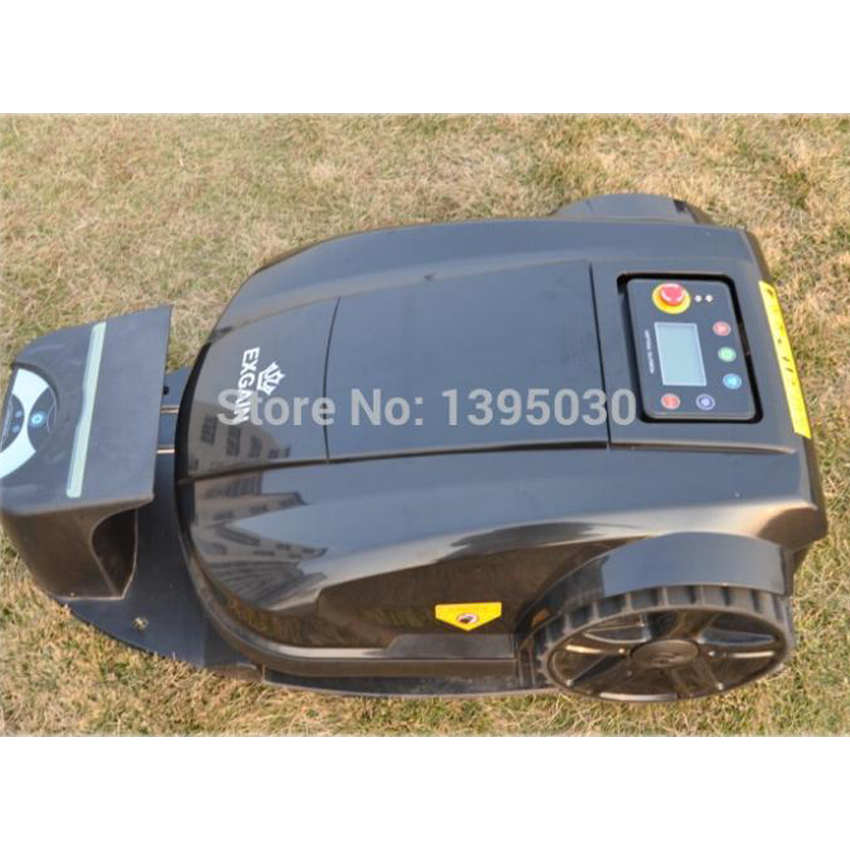 цены S520 4th generation robot lawn mower with Range Funtion,Auto Recharged,Remote Controller,Waterproof