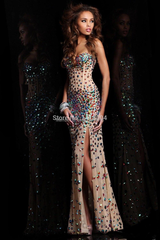Robe de soiree luxe occasion