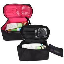 2 Colors Portable Tattoo Salon Tool Organizer Cosmetics Case