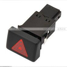 OEM Оригинальный Выключатель Аварийной сигнализации Лампа Чрезвычайных двойной фальш кнопку для AUDI A4 B6 B7 8ED 941 509 8E0 941 509