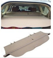 For Toyota Land Cruiser Prado FJ150 FJ 150 2014 2015 Beige Rear Cargo Cover Trunk Shade
