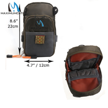 Maximumcatch Fly Fishing Bag Fishing Chest Pack Fly Bag With Five Fishing Tool Accessories
