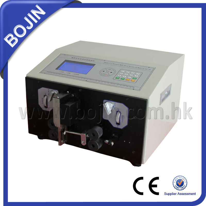 Flat Cable Stripping Machine, Cable Cutting Machine, Wire Stripping Machine BJ-0