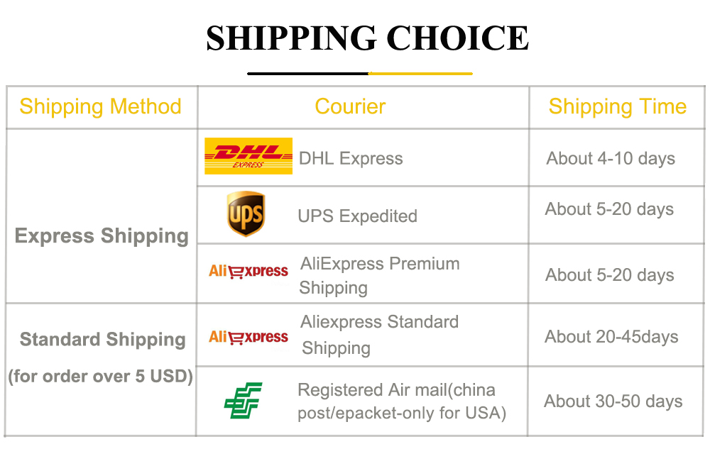 14-shipping choice
