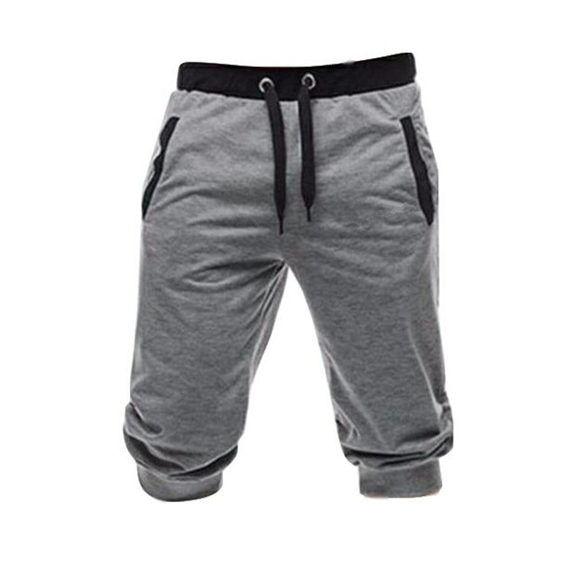The New Mens Shorts Summer Casual Fitness Shorts Joggers Fashion Men Plus Size 3XL Trousers Sweatpants Short Homme Clothes