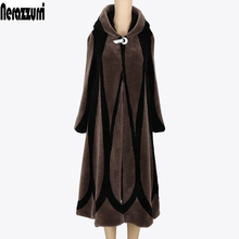 coat shearling 5xl sheepskin