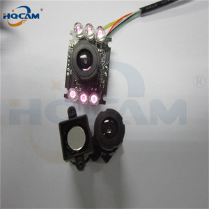 Image 5 - HQCAM 10PCS 850nm IR led 1080P Mini usb camera module IR infrared Night vision CMOS Board Camera for Android Linux Windows
