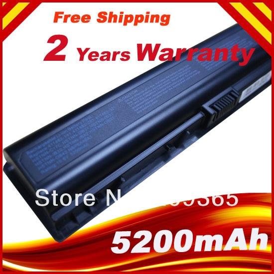 Battery For HP Compaq Pavilion DV2000 G7000 DV6000 G6000 HSTNN-LB31 HSTNN-IB42 Presario V3000 V6000 A900 C700 F500 F700
