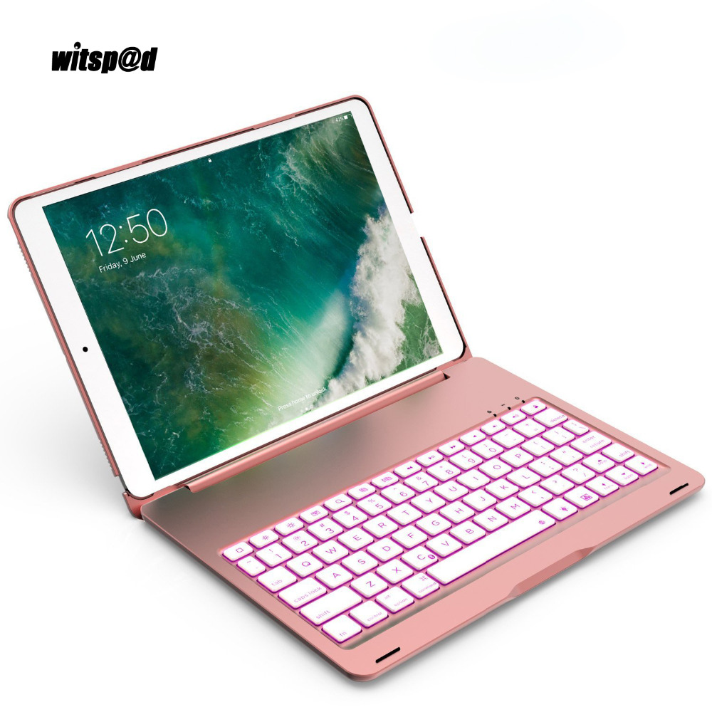 Aliexpress.com : Buy Witsp@d Backlit Bluetooth Wireless Keyboard For IPad Pro 10.5 Keyboard Case