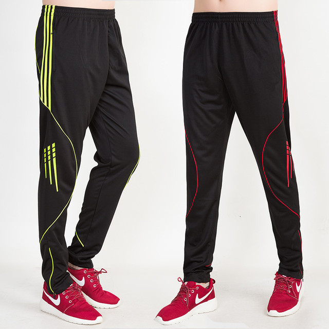 Men in the autumn of football training pants Men s and women s football  pants leg pants quick-drying 1f9eb6158e