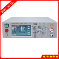 TH9320 TFT LCD display Hipot Tester with measuring range AC:5kV/20mA,DC6kV/10mA