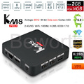 KM8 Pro Amlogic S912 Octa Core 2 GB RAM 16 GB Android 6.0 TV Box 2.4/5.0G WiFi 4 K KODI H.265 BT4.0 1000 M LAN 17.0 OTT 2G 8G Inteligente