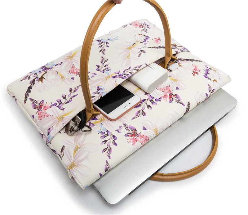 """2019 новый бренд Kinmac женская сумка для ноутбука 13 """", 14"""", 15 """", 15,6"""", женская сумка-мессенджер для MacBook Air Pro, бесплатная доставка KC32"""