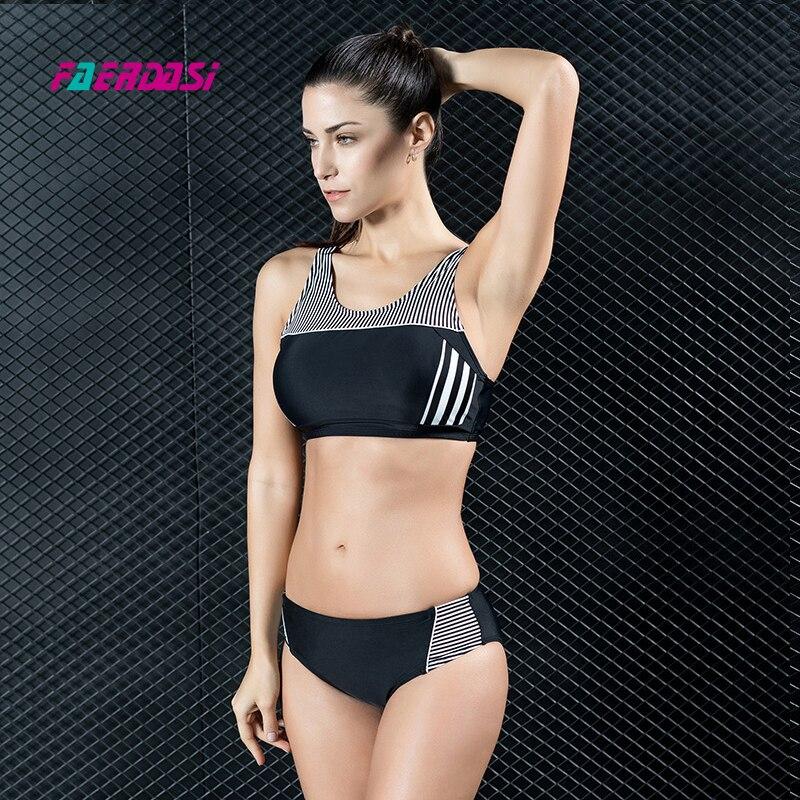 Faerdasi Sports Bikini set ქალთა - სპორტული ტანსაცმელი და აქსესუარები - ფოტო 6