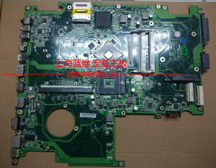 For ACER Aspire 8935 8935G Laptop Motherboard MBPDB06001 DA0ZY8MB6D1 Mainboard 100% functions