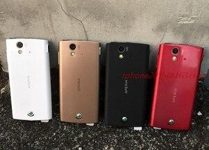 Image 4 - 단장 한 소니 에릭슨 Xperia 레이 휴대 전화 ST18i 8MP GSM 3G 와이파이 GPS 블루투스 잠금 해제 및 선물