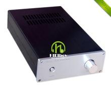 Aluminum case 1907A Full Aluminum Amplifier case /Mini AMP Case/ Preamp Box/ PSU Enclosure 190*70*311mm