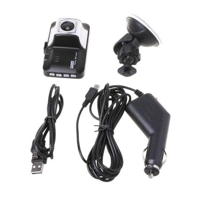 "Car DVR Camera Full HD 3"" 1080P 140 Degree Dash cam Video Night Vision G Sensor"