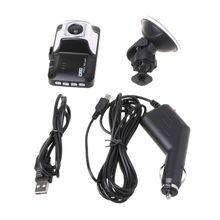 """รถ DVR กล้อง Full HD 3 """"1080P 140 องศา Dash CAM วิดีโอ Night Vision G SENSOR"""
