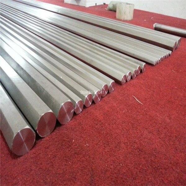 titanium hexagon bar, grade 5 titanium hex bars 9mm*9mm,1000mm Length,20pcs wholesaletitanium hexagon bar, grade 5 titanium hex bars 9mm*9mm,1000mm Length,20pcs wholesale