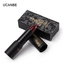 UCANBE Velvet Matte Lipstick Moisturizer Classic 8 Color Long Lasting Waterproof Rouge Batom Smooth Sexy Lip Stick Nude Cosmetic