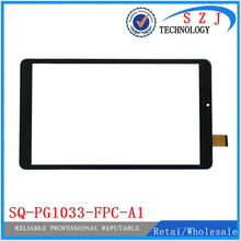 "New 10.1"" inch For SQ-PG1033-FPC-A1 DJ Touch Screen Panel Digitizer Sensor Repair Replacement Parts Free Shipping"