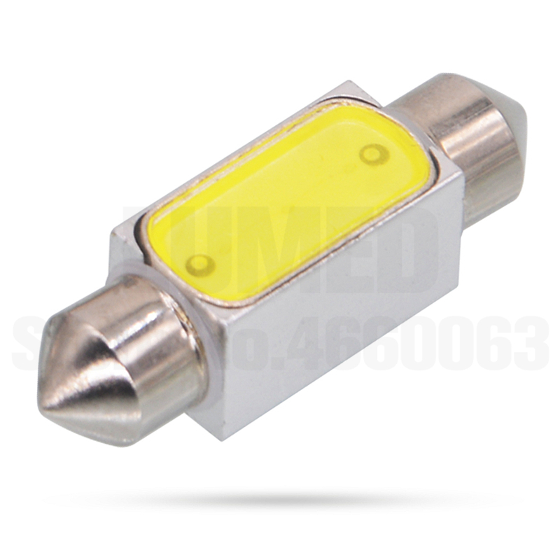 100x Festoon Car LED C5W COB Car Interior Dome Lamp Reading Light 31mm 36mm 39mm 42mm-in Signal Lamp from Automobiles & Motorcycles    3