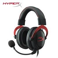 2015 Kingston HyperX Đám Mây II Hi-Fi Tai Nghe Gaming cho PC PS4 Xbox 7.1 Âm Thanh Vòm Ảo với Tiếng Ồn Noise Cancelling microphone