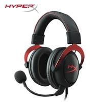 2015 Kingston HyperX Cloud II Hi Fi Gaming Headset For PC PS4 Xbox 7 1 Virtual