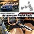 Педали акселератора автомобиль Pad / крышка из первоначально фабрики гонки дизайн модели для BMW Z3 E36 / 7 E36 / 8 тюнинг