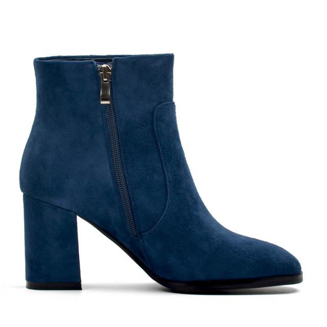 2a311a657 placeholder DONNA-IN овец замшевые ботильоны модные на толстом каблуке с  квадратным носком Женские ботинки высокий