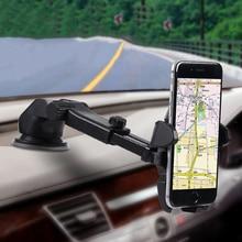 Universal Mobile font b Car b font Phone Holder 360 Degree Adjustable Window Windshield Dashboard Holder