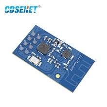 1pcs E01-ML01DP4 SPI 2.4GHz nRF24L01 PA LNA Wireless Transceiver SMD Long Range 2.4G nRF24L01+ rf Module цены