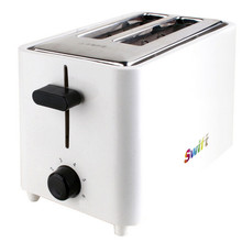 Free Shipping 2 Slices Household Toaster Bread Maker Defrost Single Bread Piece Toasting Bread Machine