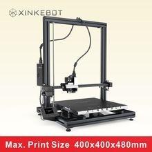 Скидка Цена Первого класса Высокого Качества Черная Рамка 3D Принтер Ведущих Построить Объем 400*400*480 XINKEBOT ORCA2 Cygnus