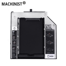SATA 3.0 2nd HDD Caddy 12.7mm for 2.5