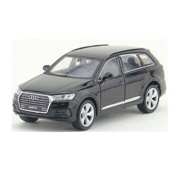 Welly Modelo Q7 Escala Diecast Regaloniñoscolección 136 Juguete Audi Metal Atrás Suv De Para Coche IfYgyb76v