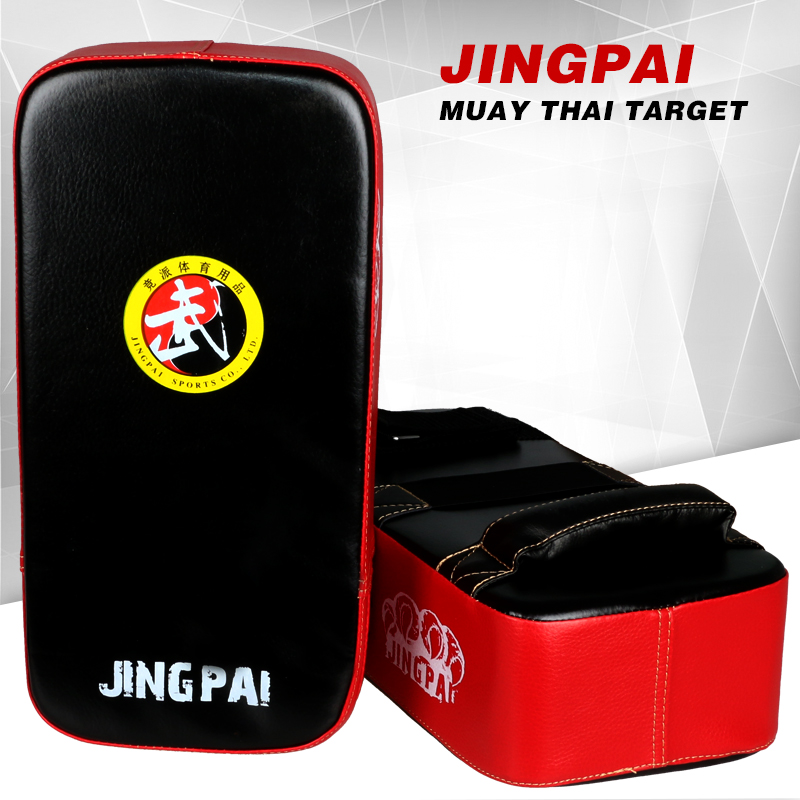 Muay Thai Kick Boxing Taekwondo Sanda Martial Training Pads Punch Foot Practice